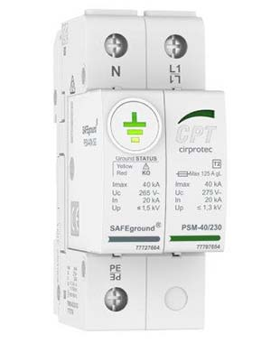 EM offers latest surge-protection technology