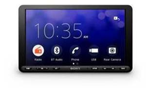 Sony launches smarter, stylish, safer in-car media display