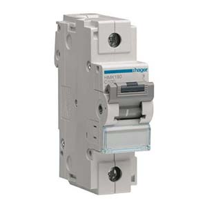 Hager electrical distribution solutions available from EM