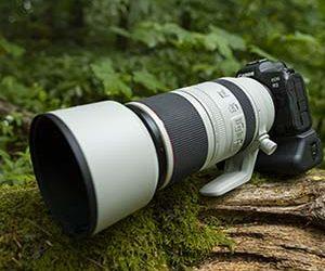 Canon announces EOS R5 and EOS R6