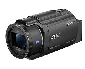 Sony Electronics launches compact 4K Handycam