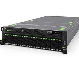Fujitsu raises the server bar