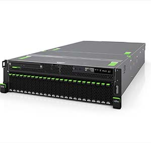 Fujitsu Primergy server clocks world record
