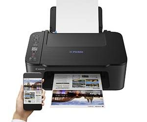 Print, scan and copy with the Canon Pixma TS3440
