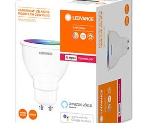 LEDvance Smart Home+ from RS Components debuts